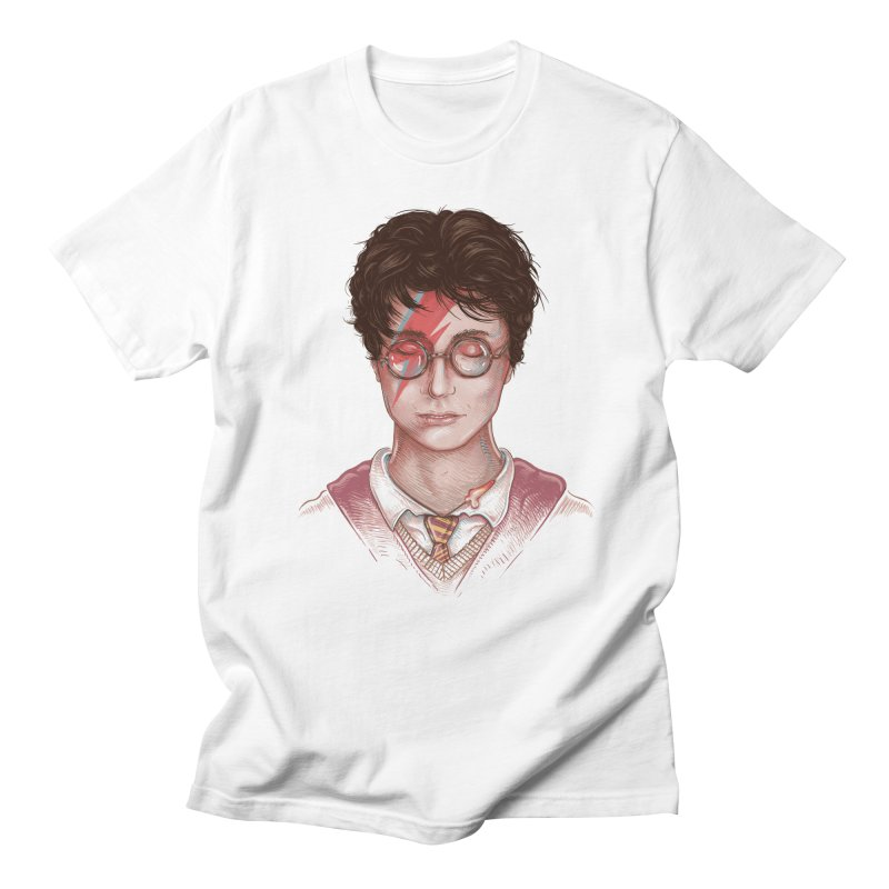 Harry Stardust Men's T-Shirt by Made With Awesome