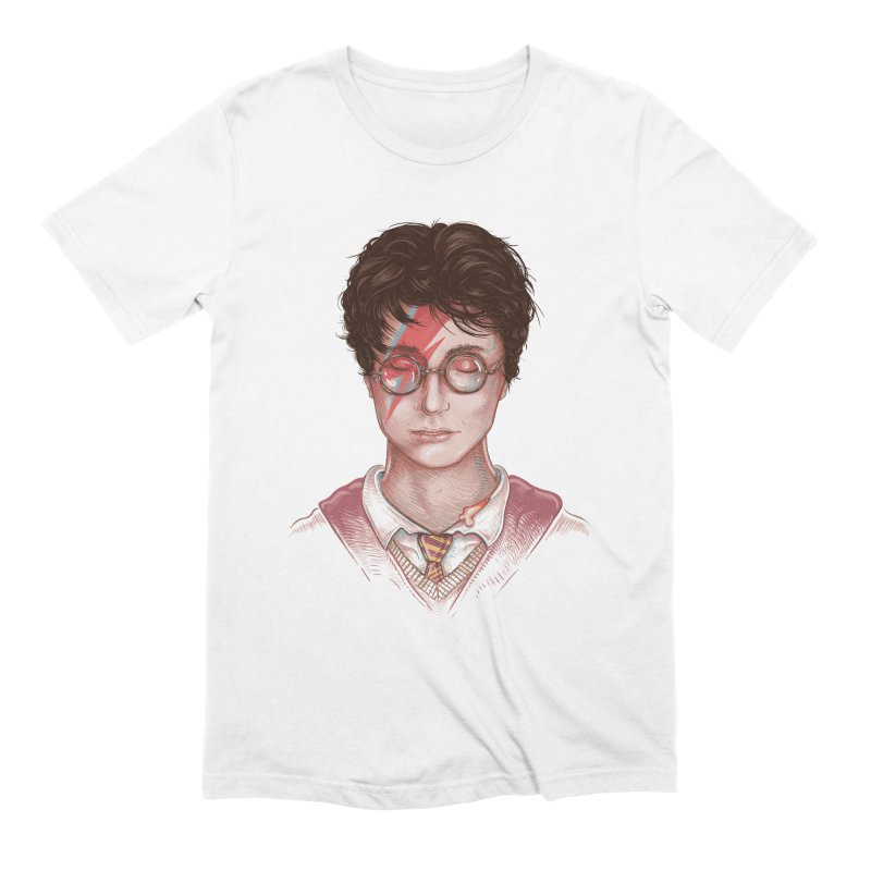 Harry Stardust Guys T-Shirt by Made With Awesome