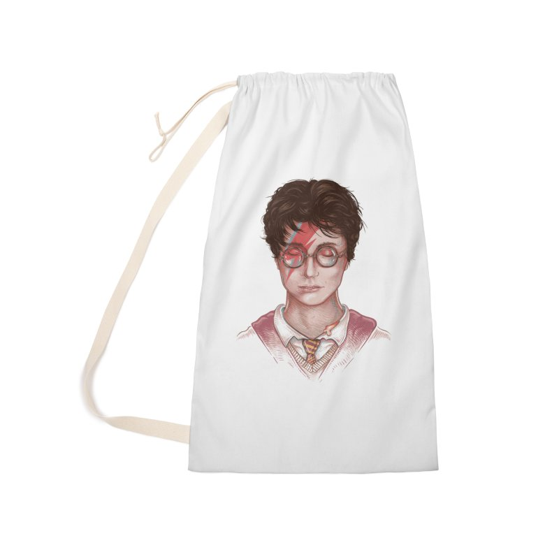 Harry Stardust Accessories Bag by Made With Awesome