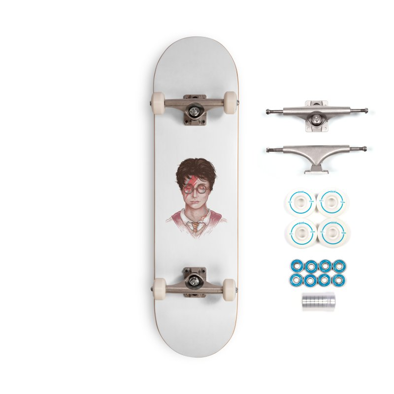 Harry Stardust Accessories Skateboard by Made With Awesome