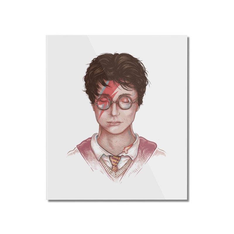 Harry Stardust Home Mounted Acrylic Print by Made With Awesome