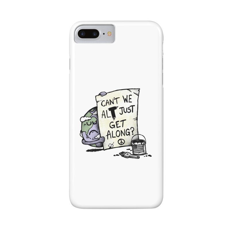 Can't We ALT Accessories Phone Case by Made With Awesome