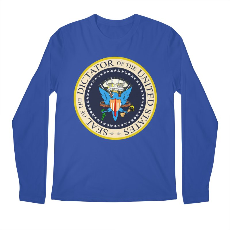 Seal of Disapproval Men's Longsleeve T-Shirt by Made With Awesome