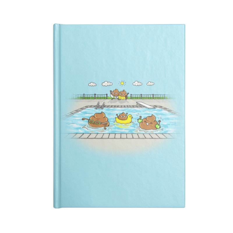 Dropping The Kids Off Accessories Notebook by Made With Awesome