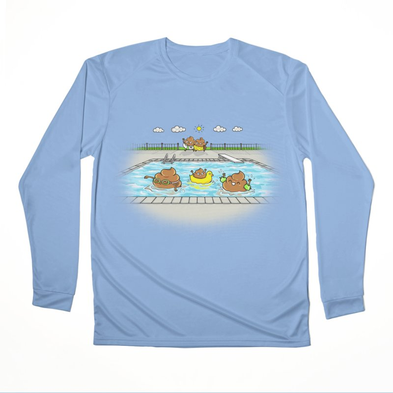 Dropping The Kids Off Men's Longsleeve T-Shirt by Made With Awesome
