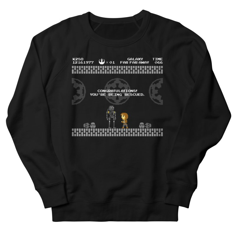Super Rebellion Bros Women's Sweatshirt by Made With Awesome