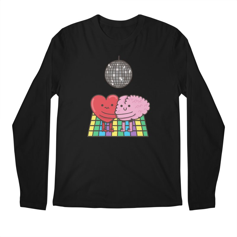 Finally At Peace Men's Longsleeve T-Shirt by Made With Awesome