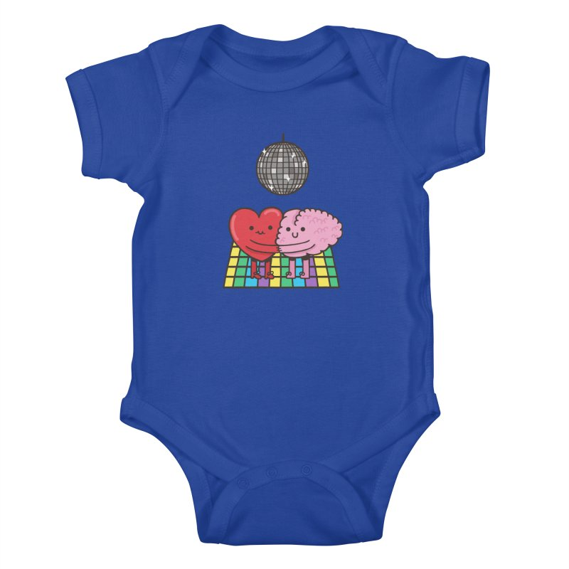 Finally At Peace Kids Baby Bodysuit by Made With Awesome
