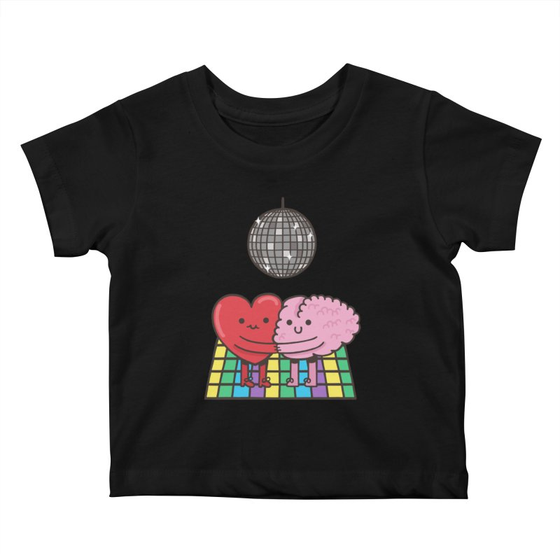 Finally At Peace Kids Baby T-Shirt by Made With Awesome
