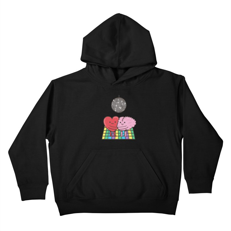 Finally At Peace Kids Pullover Hoody by Made With Awesome
