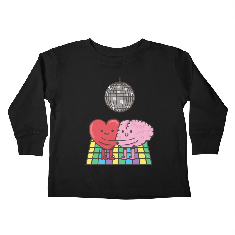 Finally At Peace Kids Toddler Longsleeve T-Shirt by Made With Awesome