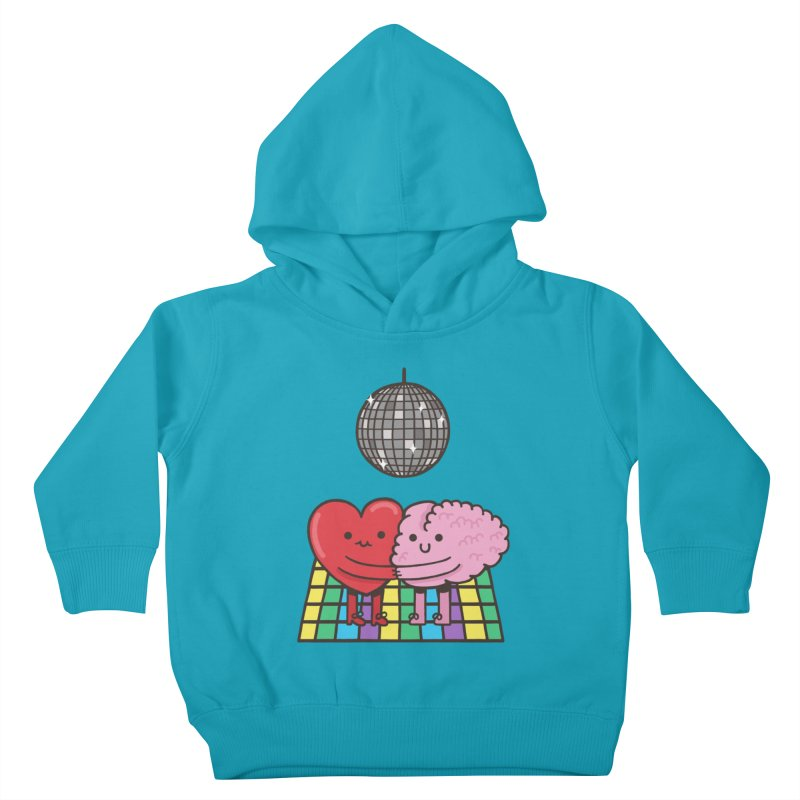 Finally At Peace Kids Toddler Pullover Hoody by Made With Awesome