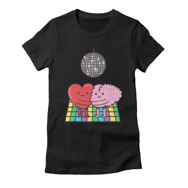 Finally At Peace Women's Fitted T-Shirt by Made With Awesome