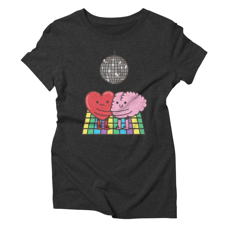 Finally At Peace Women's Triblend T-shirt by Made With Awesome