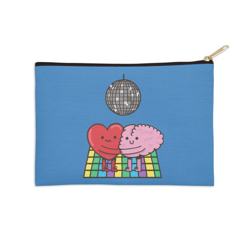 Finally At Peace Accessories Zip Pouch by Made With Awesome
