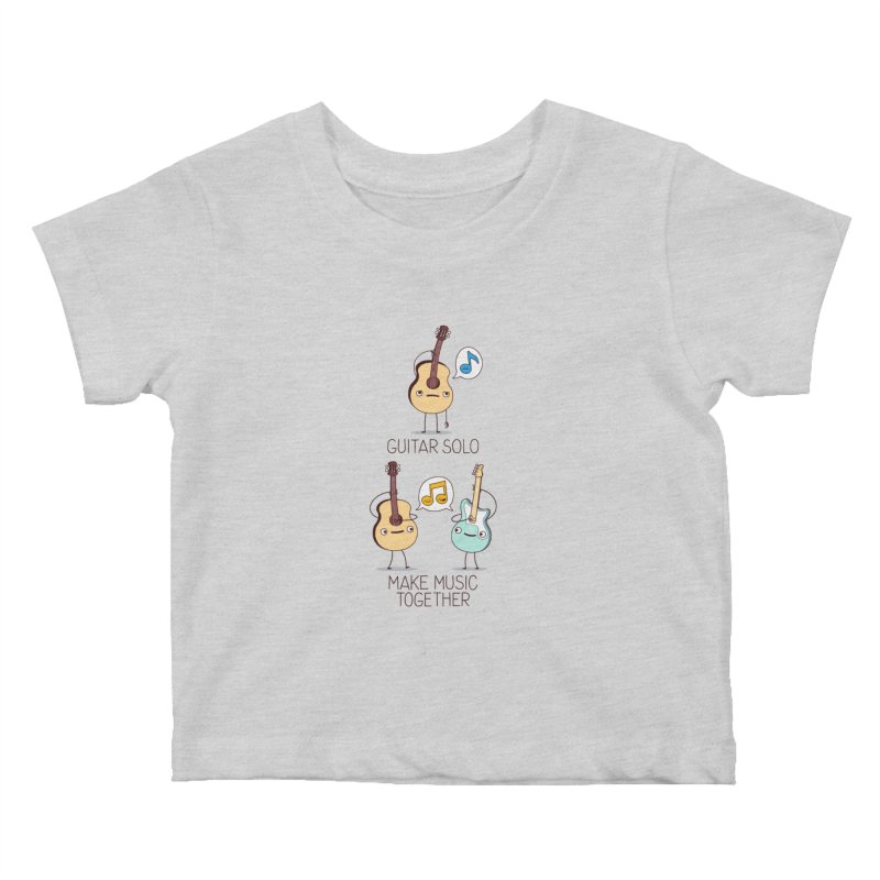 Plays Well With Others Kids Baby T-Shirt by Made With Awesome