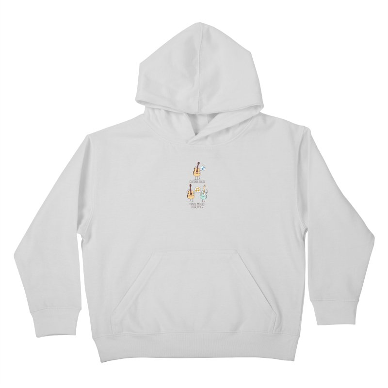 Plays Well With Others Kids Pullover Hoody by Made With Awesome
