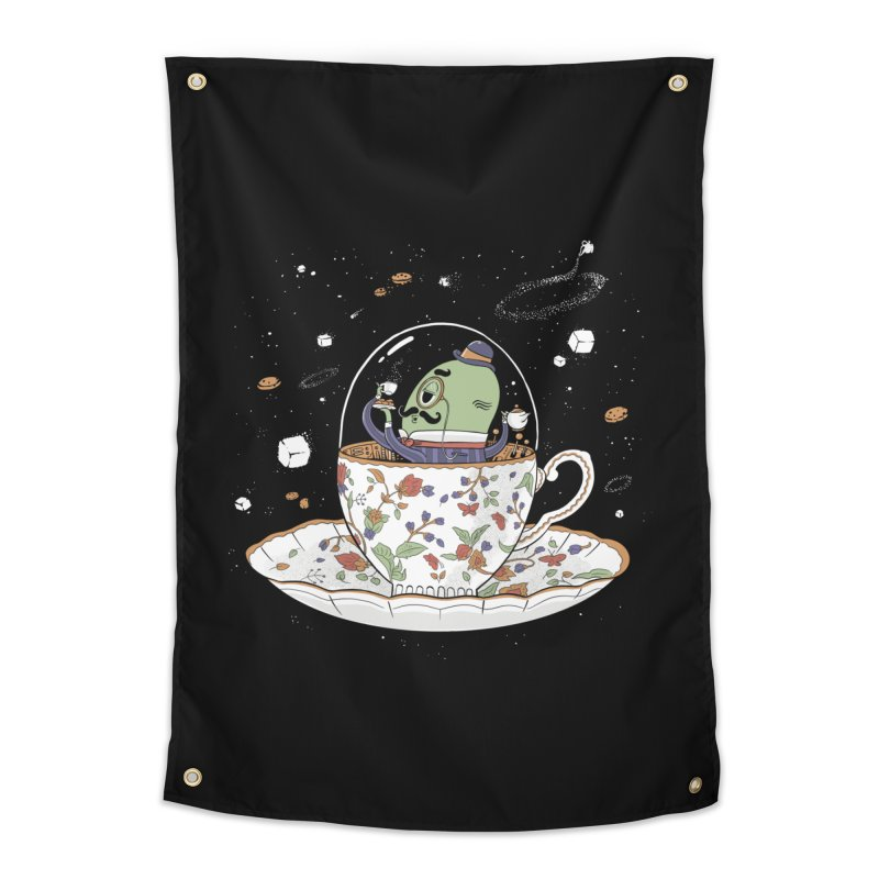 Unidentified Fancy Object Home Decor Tapestry by Made With Awesome