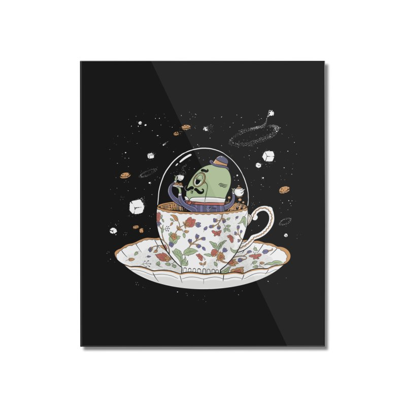 Unidentified Fancy Object Home Mounted Acrylic Print by Made With Awesome
