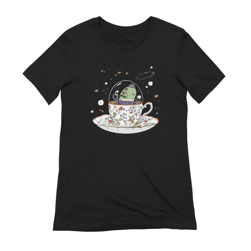 Unidentified Fancy Object Women's T-Shirt by Made With Awesome