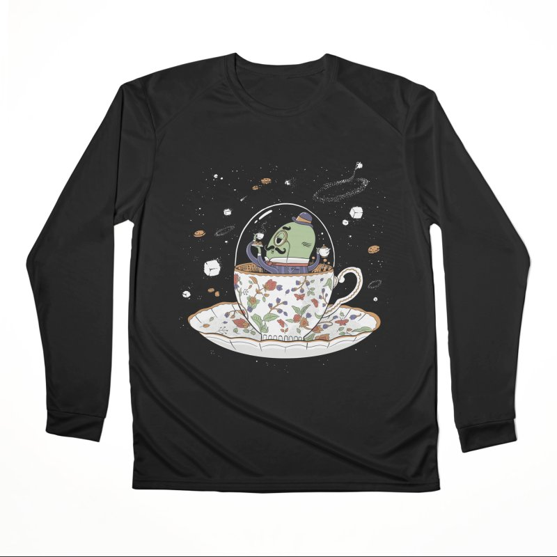 Unidentified Fancy Object Gals Longsleeve T-Shirt by Made With Awesome