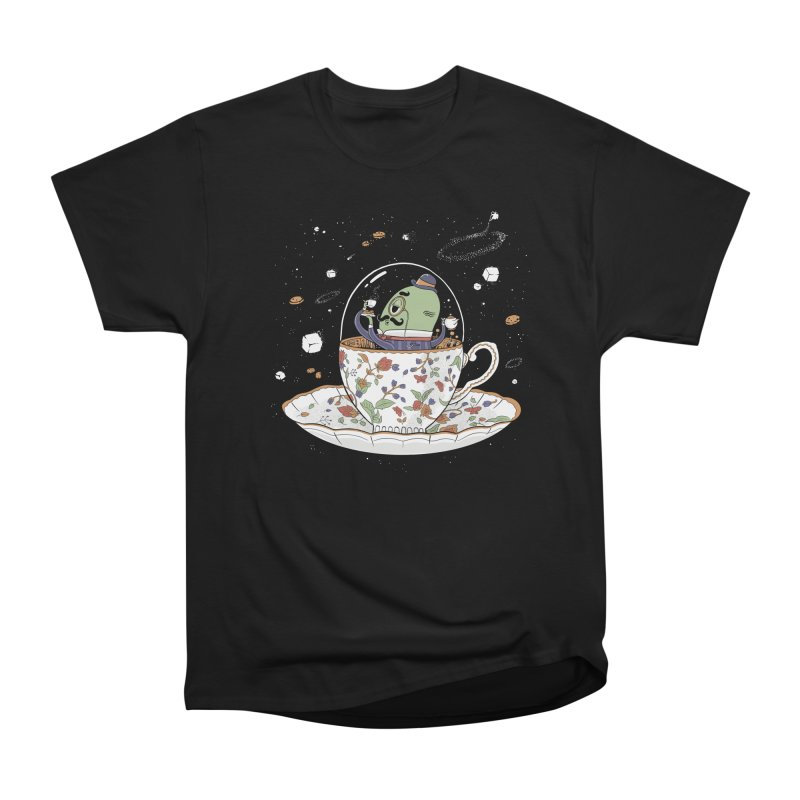Unidentified Fancy Object Gals T-Shirt by Made With Awesome