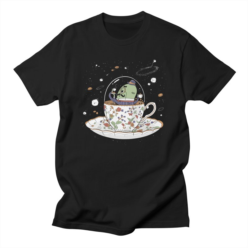 Unidentified Fancy Object Guys T-Shirt by Made With Awesome