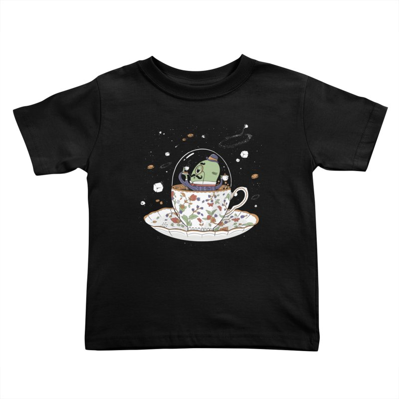 Unidentified Fancy Object Kids Toddler T-Shirt by Made With Awesome