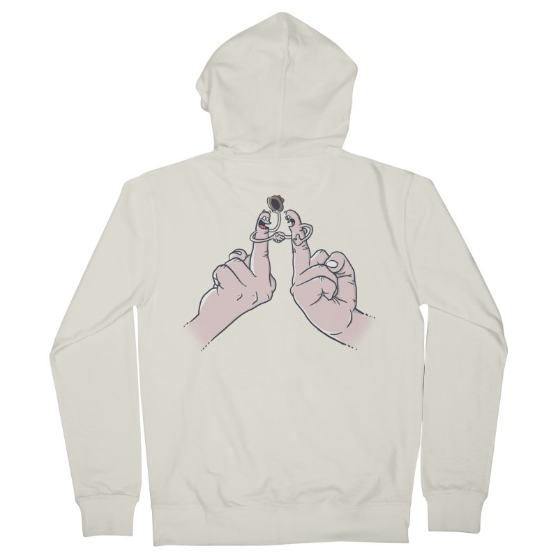 Civil Disagreement Women's Zip-Up Hoody by Made With Awesome