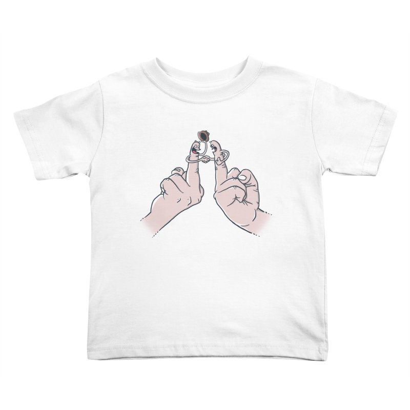 Civil Disagreement Kids Toddler T-Shirt by Made With Awesome