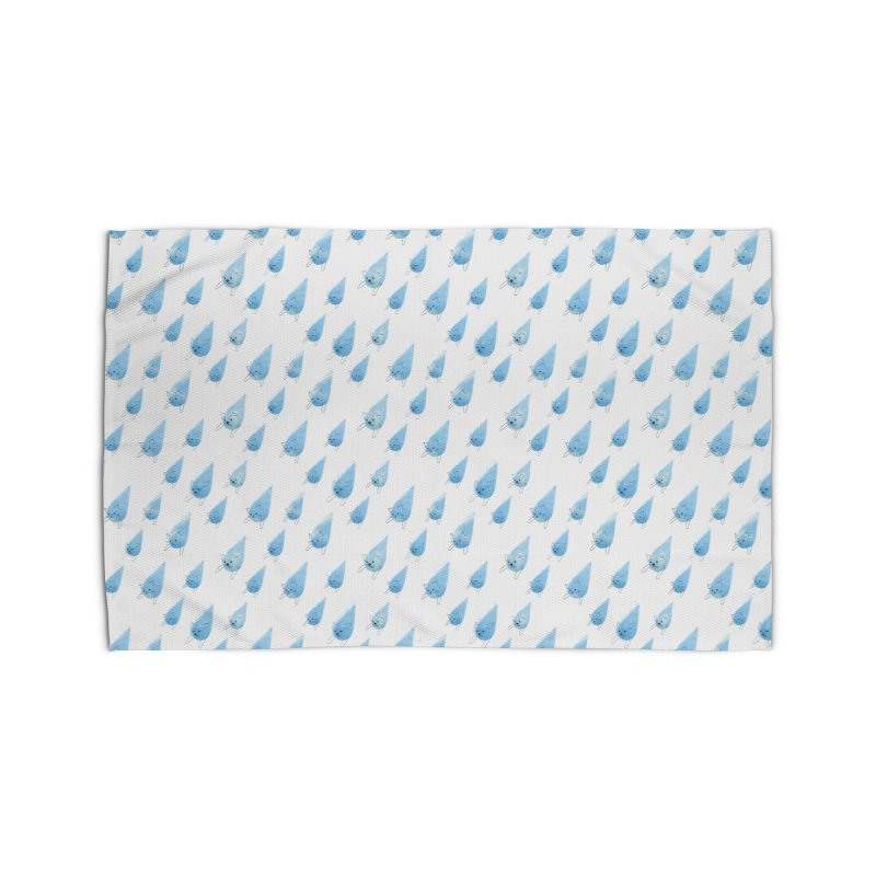 Raining Cats and Dogs (All-Over Print) Home Rug by Made With Awesome