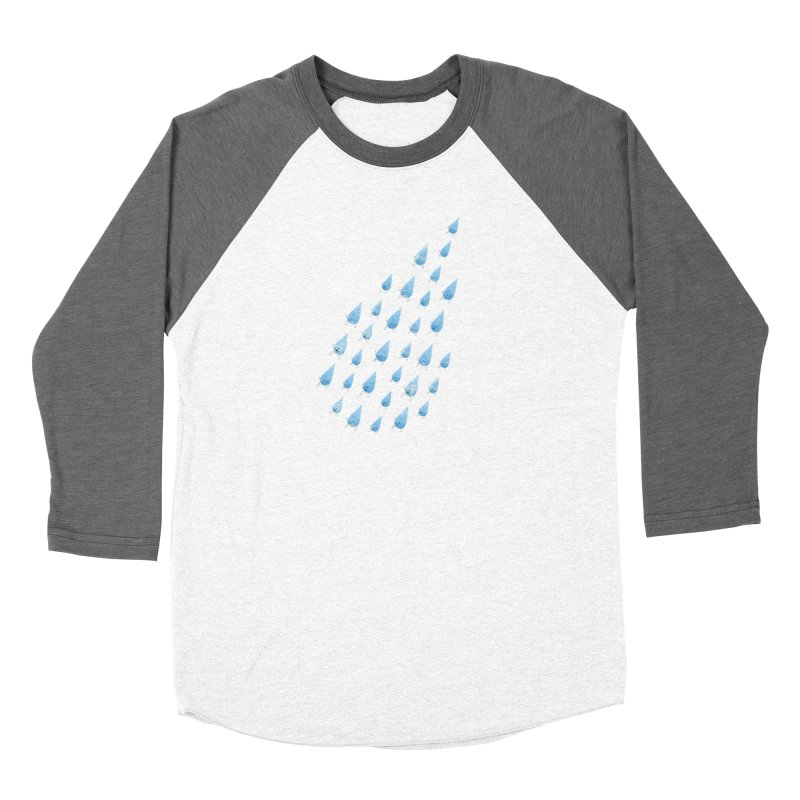 Raining Cats and Dogs Gals Longsleeve T-Shirt by Made With Awesome