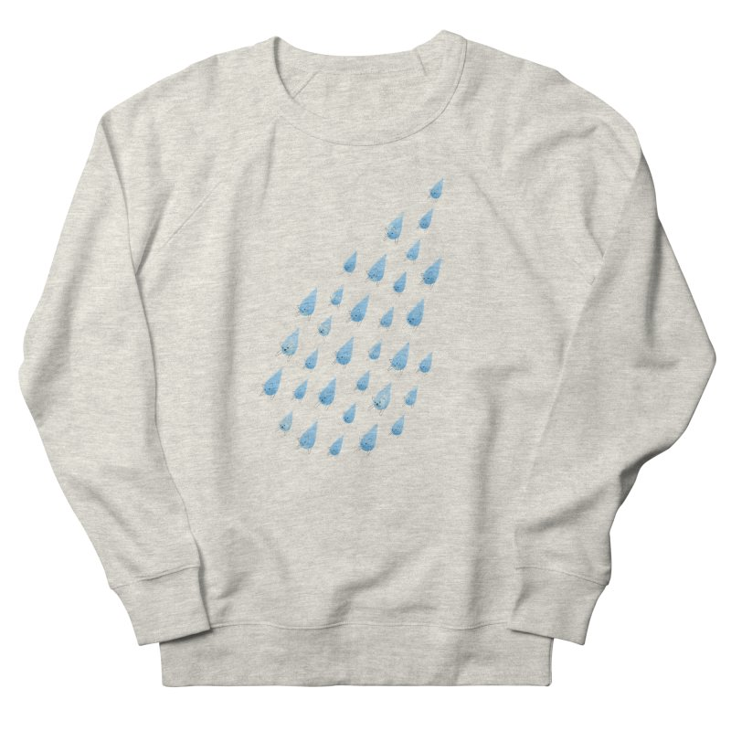 Raining Cats and Dogs Guys Sweatshirt by Made With Awesome