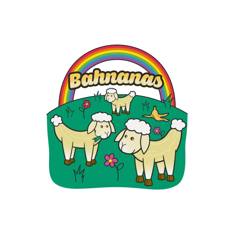 Bahnanas Kids Pullover Hoody by Made With Awesome