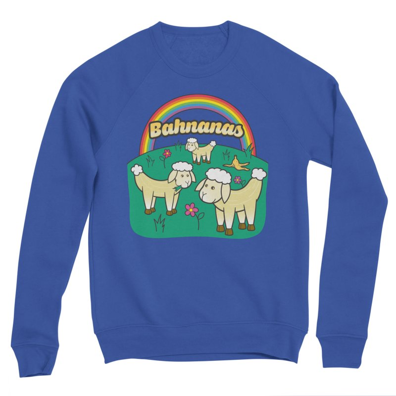 Bahnanas Gals Sweatshirt by Made With Awesome