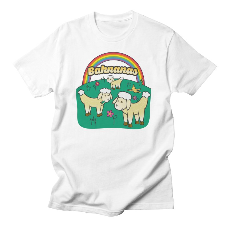 Bahnanas Men's T-Shirt by Made With Awesome