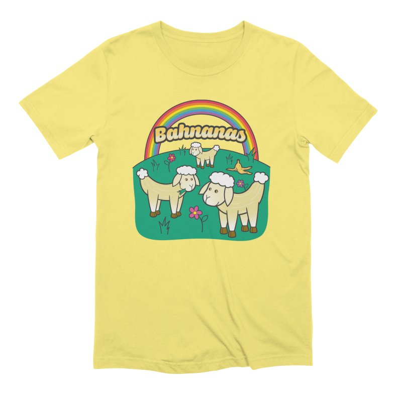 Bahnanas Guys T-Shirt by Made With Awesome