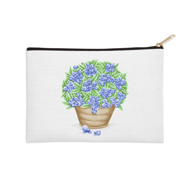 Bluebearies Accessories Zip Pouch by Made With Awesome
