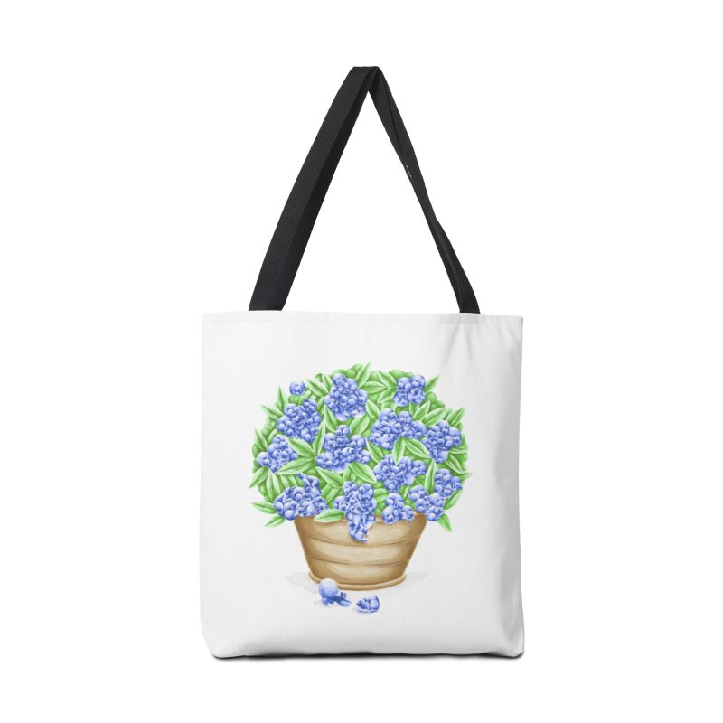 Bluebearies Accessories Bag by Made With Awesome