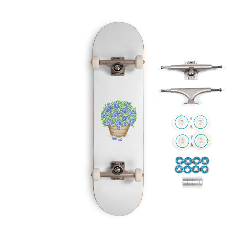 Bluebearies Accessories Skateboard by Made With Awesome