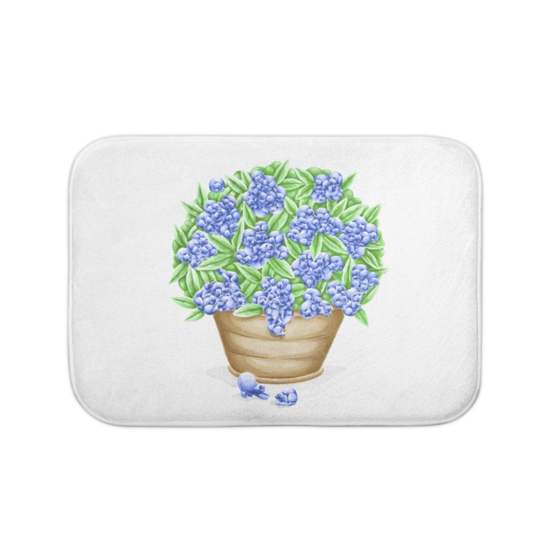 Bluebearies Home Bath Mat by Made With Awesome