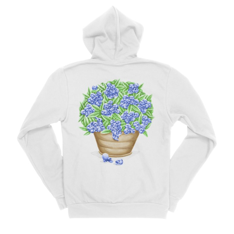 Bluebearies Gals Zip-Up Hoody by Made With Awesome
