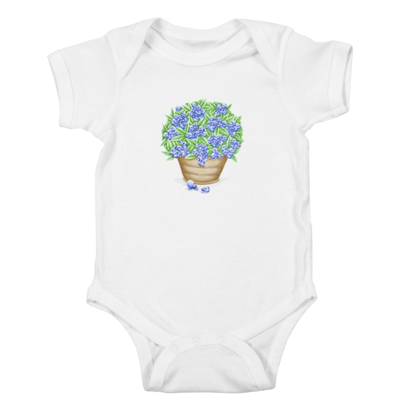 Bluebearies Kids Baby Bodysuit by Made With Awesome