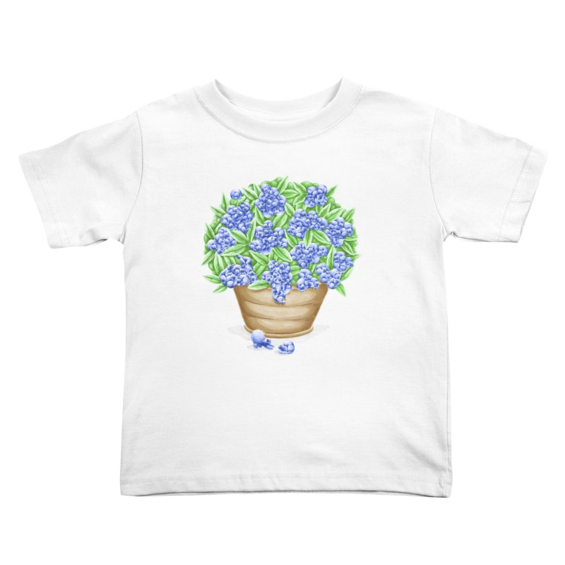 Bluebearies Kids Toddler T-Shirt by Made With Awesome