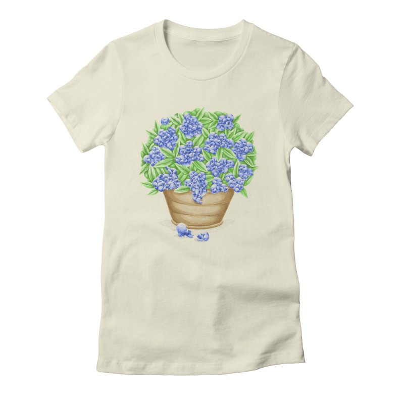 Bluebearies Gals T-Shirt by Made With Awesome