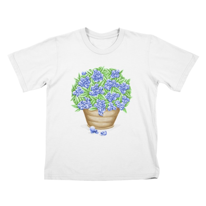 Bluebearies Kids T-Shirt by Made With Awesome
