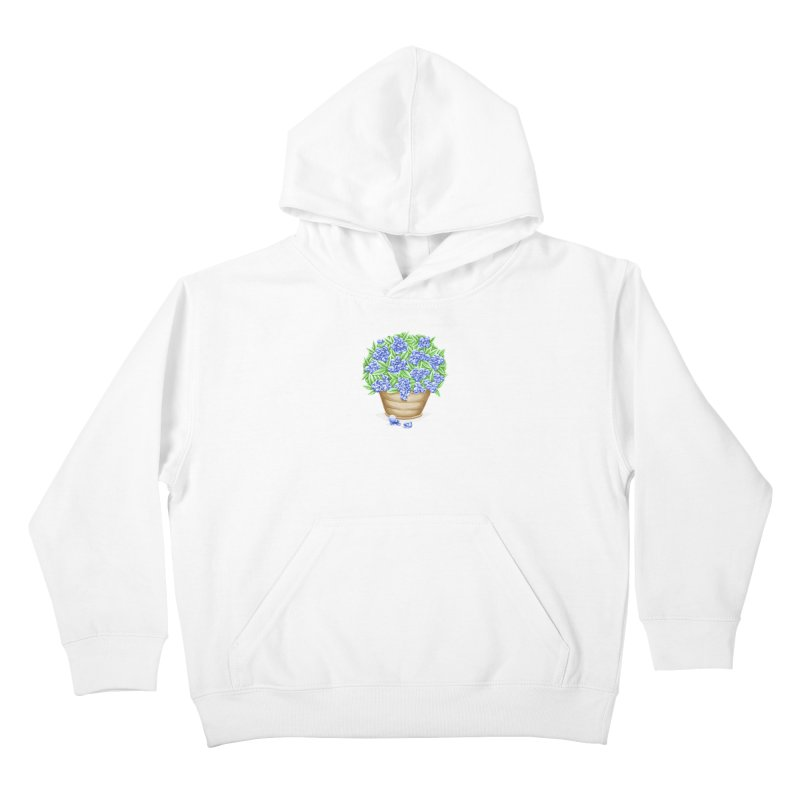 Bluebearies Kids Pullover Hoody by Made With Awesome