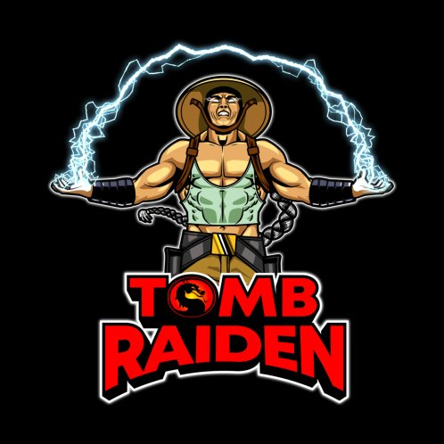 Design for Tomb Raiden