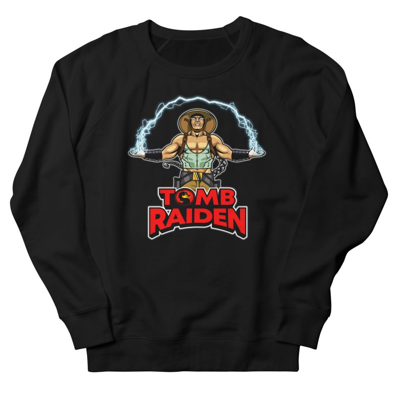Tomb Raiden Guys Sweatshirt by Made With Awesome