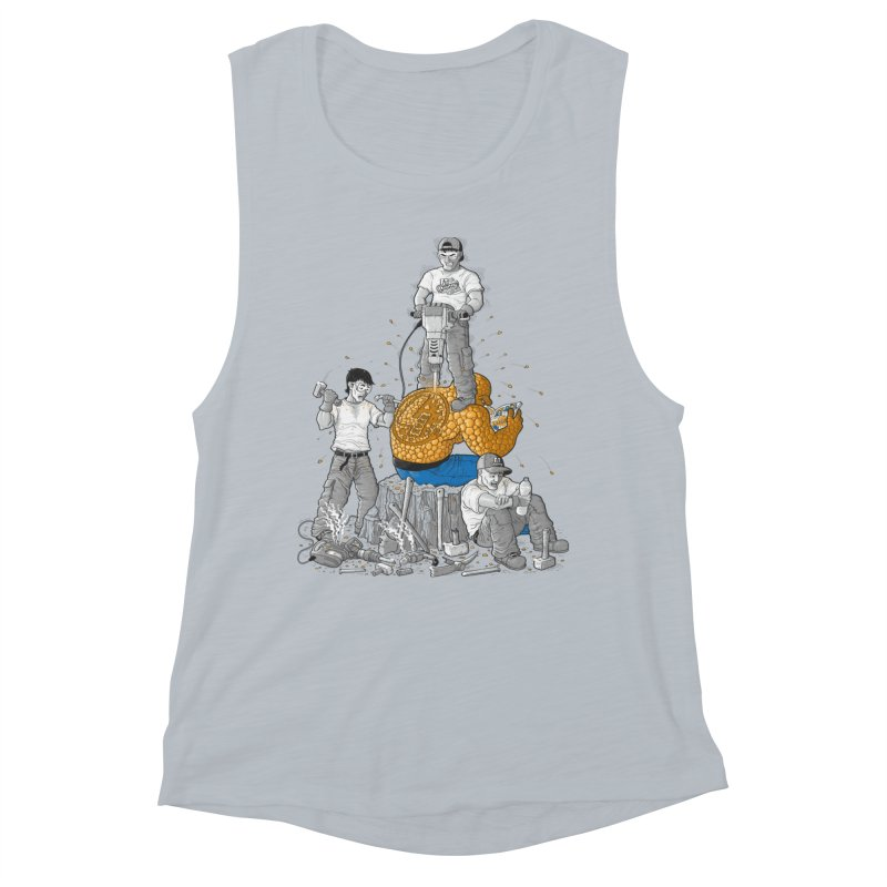 Permanent Ink Gals Tank by Made With Awesome